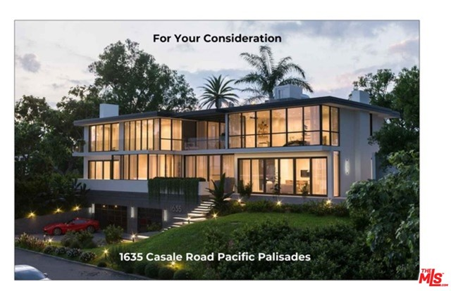 Photo of 1635 Casale Road, Pacific Palisades, CA 90272