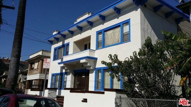 1417 Bonnie Brae Street, Los Angeles, California 90006