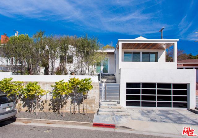 Single Family Home for Sale at 1633 Sunset Avenue Santa Monica, California 90405 United States