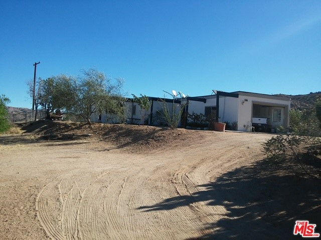 Photo of home for sale at 8616 BEN MAR Trail, Yucca Valley CA