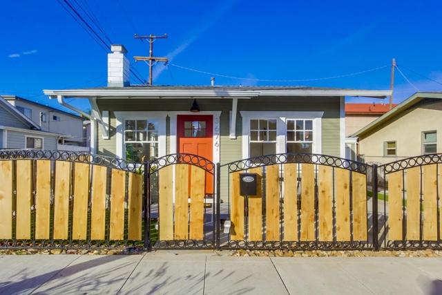 3676 Monroe Avenue  San Diego CA 92116