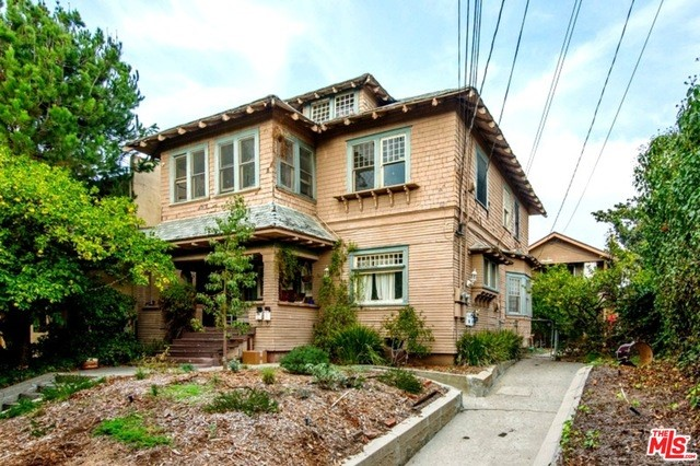 Single Family for Sale at 1457 Ridge Way Los Angeles, California 90026 United States