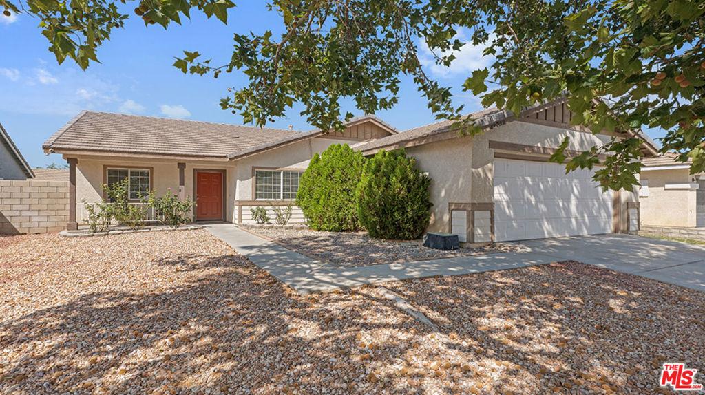 43251 Homestead Street #  Lancaster CA 93535