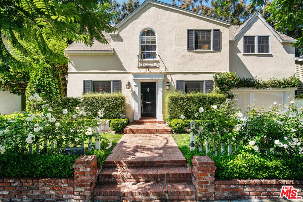 289 Beloit Avenue #  Los Angeles CA 90049