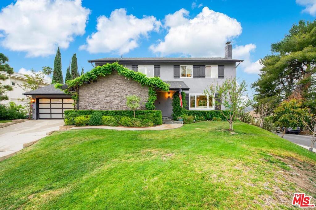 9504 Highridge Drive #  Beverly Hills CA 90210