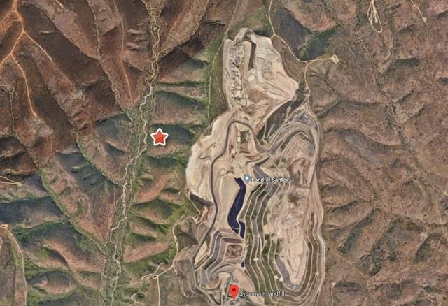 Mitigation Site