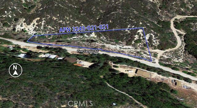 0 Pine Canyon Road, Lake Hughes CA: http://media.crmls.org/mediaz/1E7147EB-038F-4529-953E-402D085E6DE7.jpg