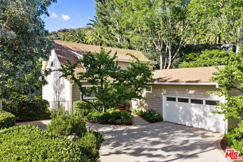 1758 Clear View Drive #  Beverly Hills CA 90210