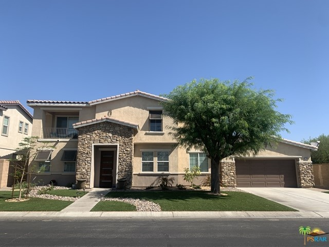 Photo of home for sale at 83344 Wagon Road, Indio CA