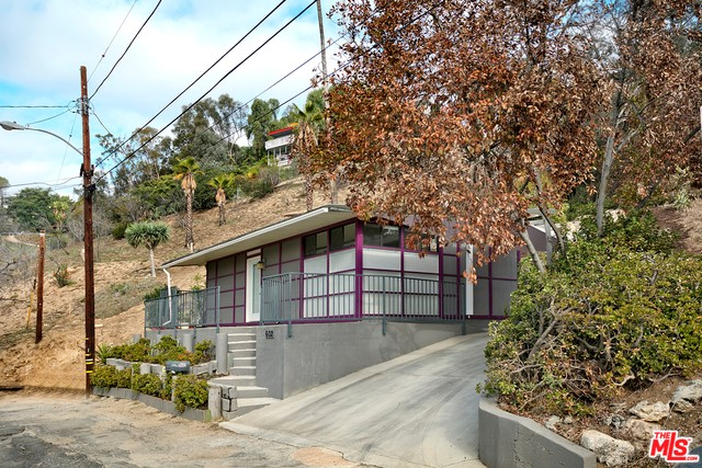 Single Family Home for Sale at 602 Frontenac Avenue Los Angeles, California 90065 United States