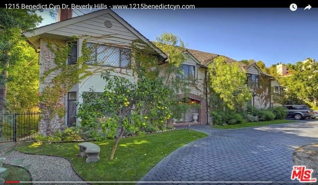 1215 BENEDICT CANYON Drive #  Beverly Hills CA 90210