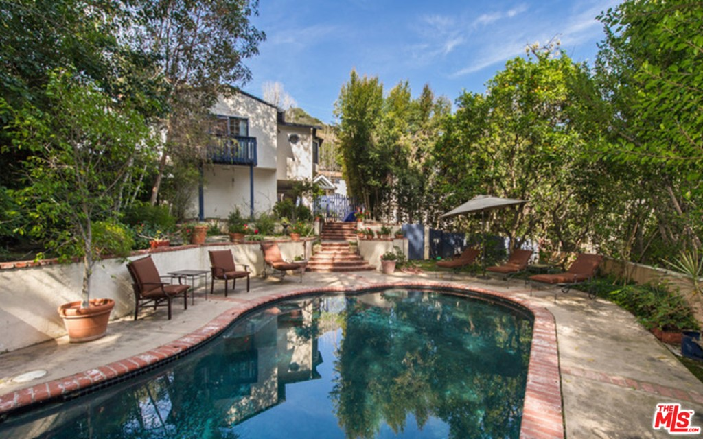 9646 Heather Road #  Beverly Hills CA 90210
