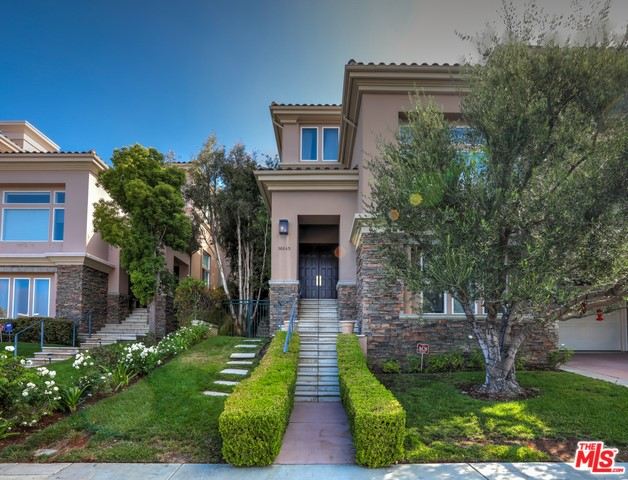 16649 CALLE HALEIGH Pacific Palisades CA 90272
