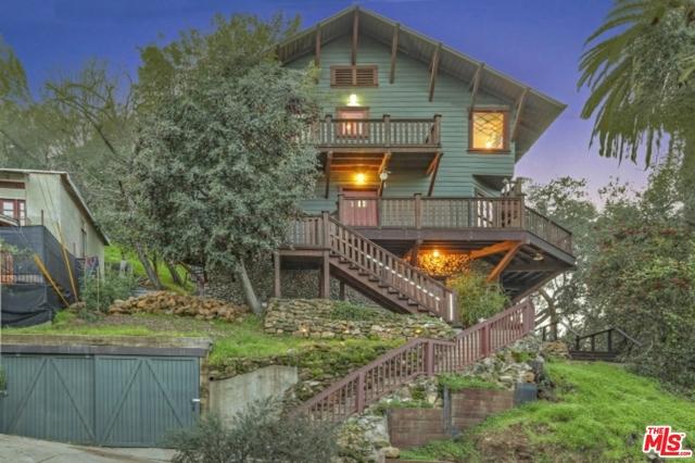 Single Family Home for Sale at 1243 Brunswick Avenue South Pasadena, California 91030 United States