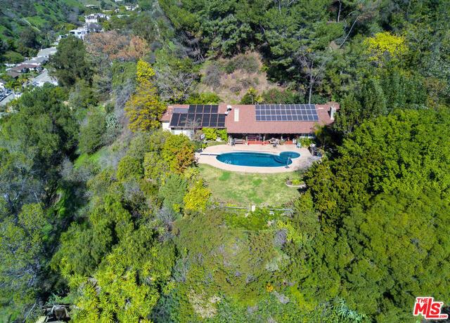1463 CLARIDGE Drive, Beverly Hills CA 90210