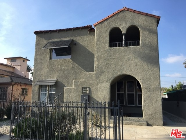 2911 S PALM GROVE Ave 1/2, Los Angeles, CA 90016