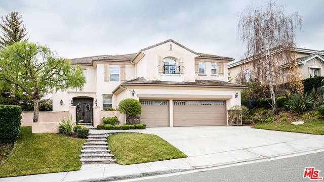Single Family Home for Sale at 26712 Kendall Lane Stevenson Ranch, California 91381 United States