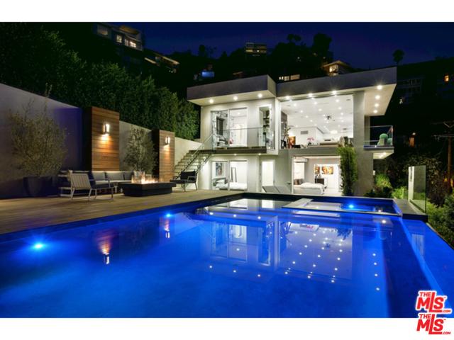 1717 SUNSET PLAZA Drive, Los Angeles CA 90069