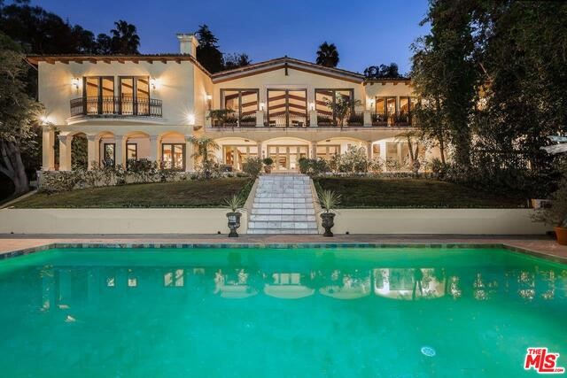 12753 MULHOLLAND Drive, Beverly Hills CA 90210