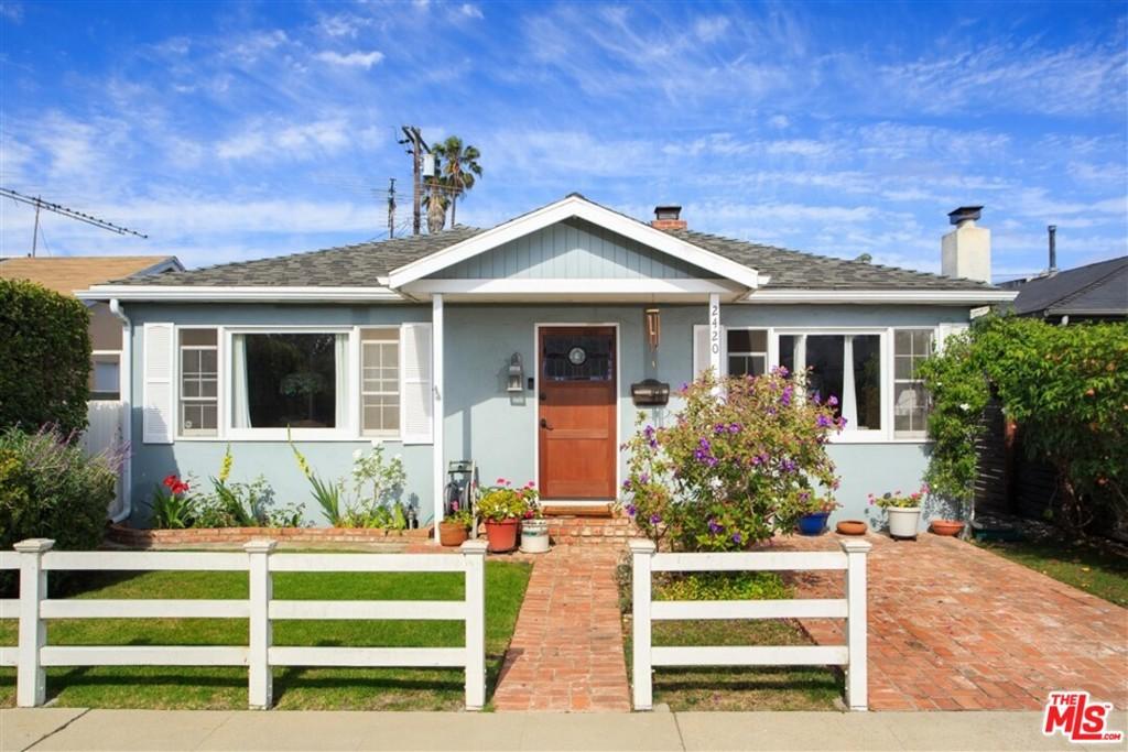 2420 Cloy Avenue #  Venice CA 90291