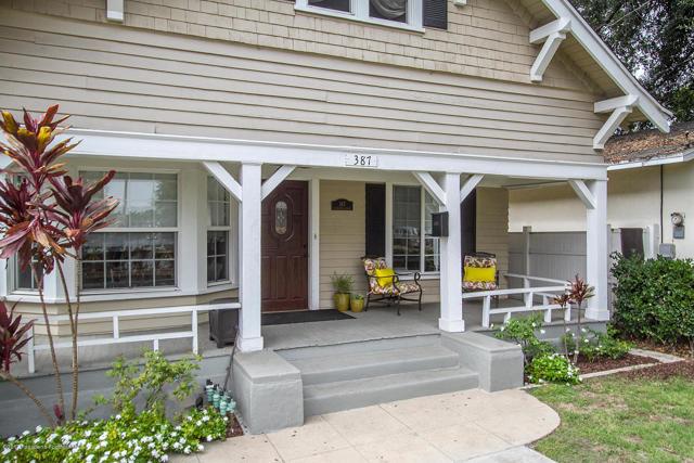 387 N Chester Avenue Pasadena, CA 91106 - MLS #: 817002039