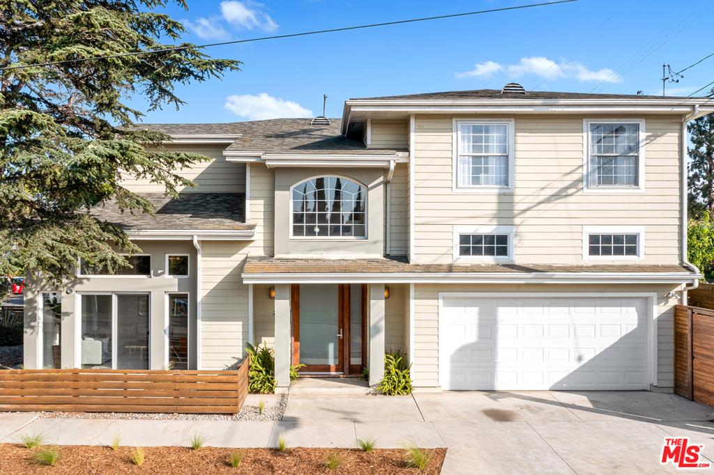 3505 Butler Avenue #  Los Angeles CA 90066