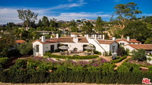 Single Family Home for Sale at 1800 El Encanto Road Santa Barbara, California 93103 United States