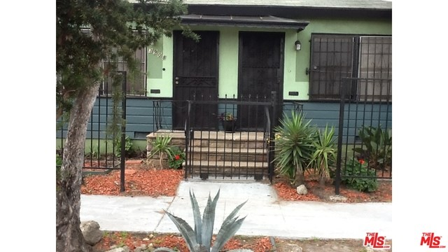 Single Family for Sale at 4101 Somerset Drive Los Angeles, California 90008 United States