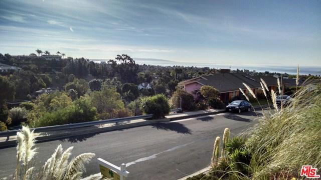 1245 Las Pulgas Road  Pacific Palisades CA 90272