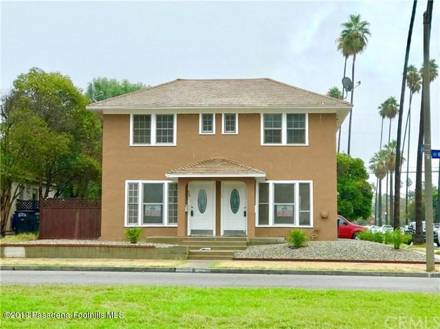 804 N Huntington Boulevard, Los Angeles, California 91768, ,MULTI-FAMILY,For sale,Huntington,P0-819002494