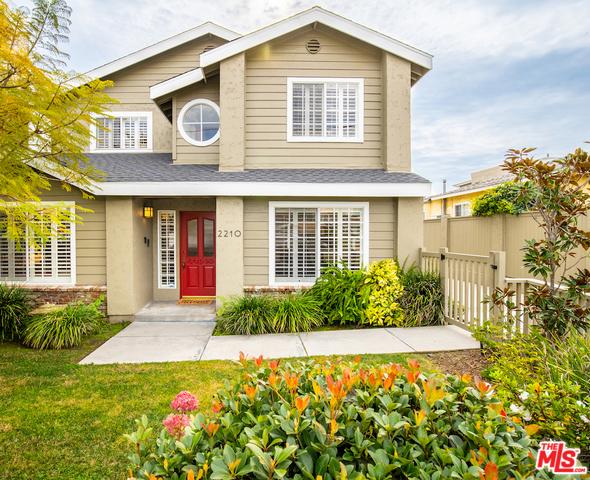 2210 HARRIMAN A Redondo Beach CA 90278