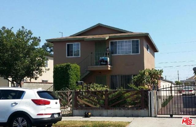316 61St Street, Los Angeles, CA 90003
