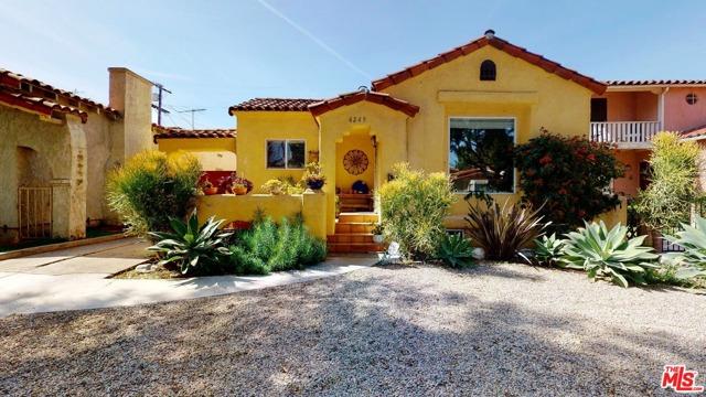 4249 Norton Los Angeles CA 90008