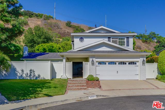 9701 BLANTYRE Drive  Beverly Hills CA 90210
