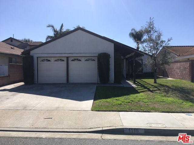 Single Family Home for Rent at 1118 Dore Street E West Covina, California 91792 United States