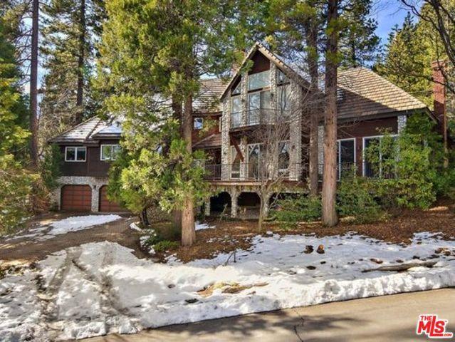 160 SHOREWOOD Drive #  Lake Arrowhead CA 92352