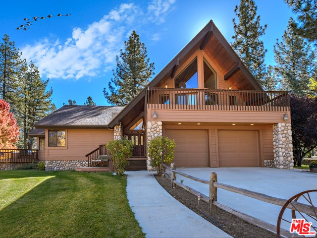 Single Family Home for Sale at 59320 Tunnel Spring Road Mountain Center, California 92561 United States