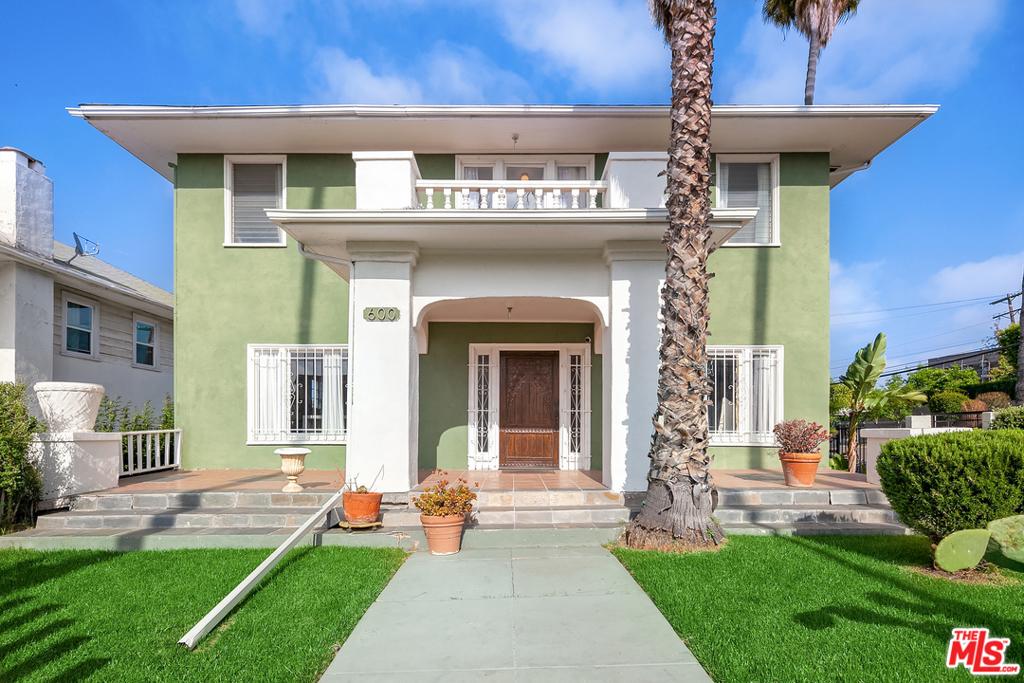 600 N Normandie Avenue #  Los Angeles CA 90004