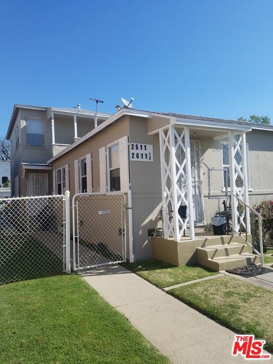 2609 W Vernon Avenue  Los Angeles CA 90008