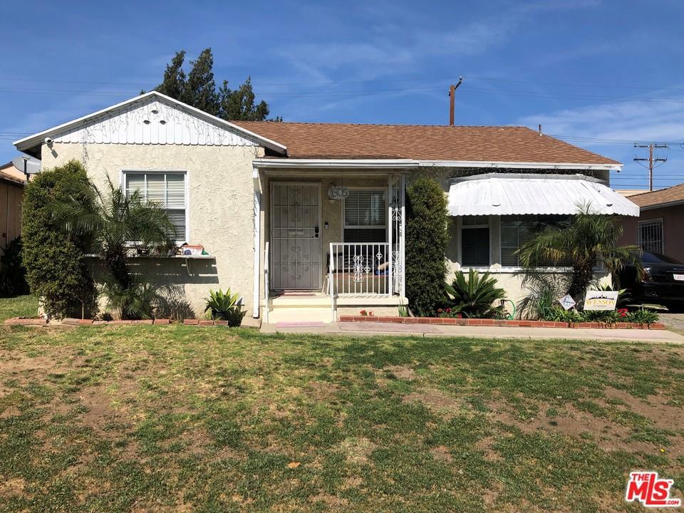 1805 W 145TH Street #  Compton CA 90220