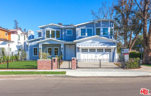 Single Family Home for Sale at 4402 Ledge Avenue Toluca Lake, California 91602 United States