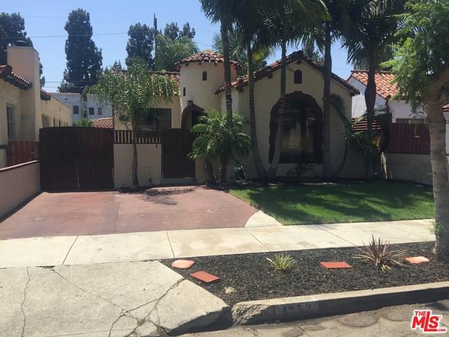 4253 Edgehill Drive, Los Angeles, California 90008