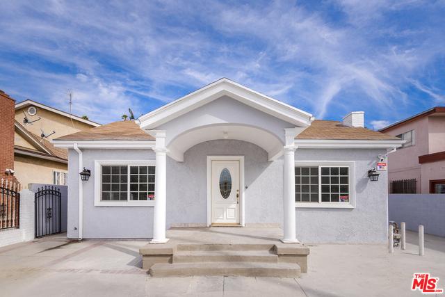 1522 N HARVARD # 1 Los Angeles CA 90027