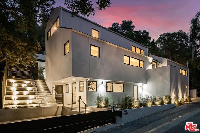 9843 YOAKUM Drive  Beverly Hills CA 90210