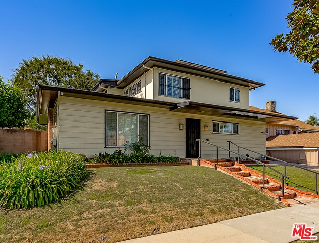 4853 PRESIDIO View Park CA 90043