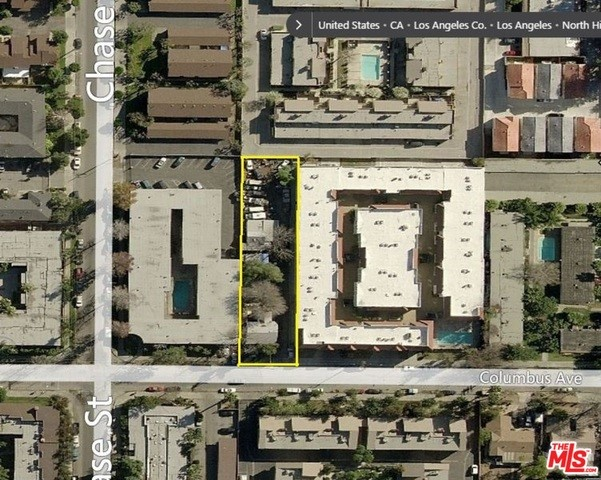 Single Family for Sale at 8444 Columbus Avenue North Hills, California 91343 United States