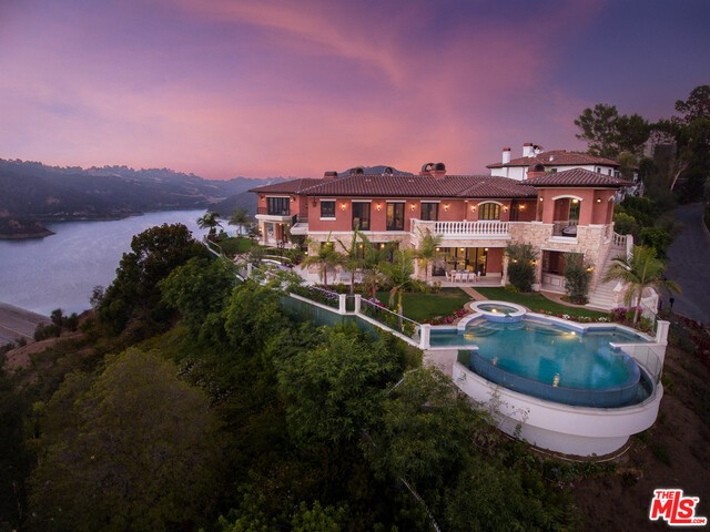 Single Family Home for Sale at 1940 BEL AIR Road Los Angeles, California 90077 United States