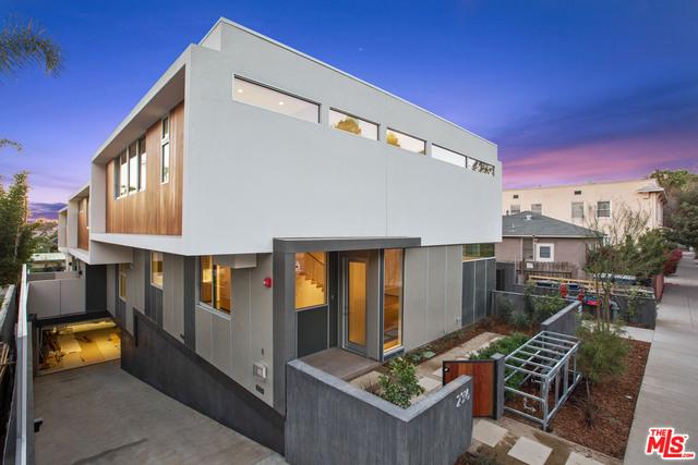 Condominium for Sale at 2316 3rd Santa Monica, California 90405 United States