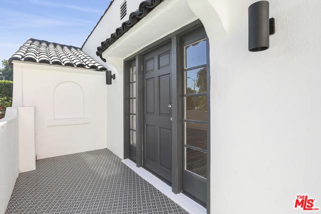 1007 N HARPER Avenue #  West Hollywood CA 90046