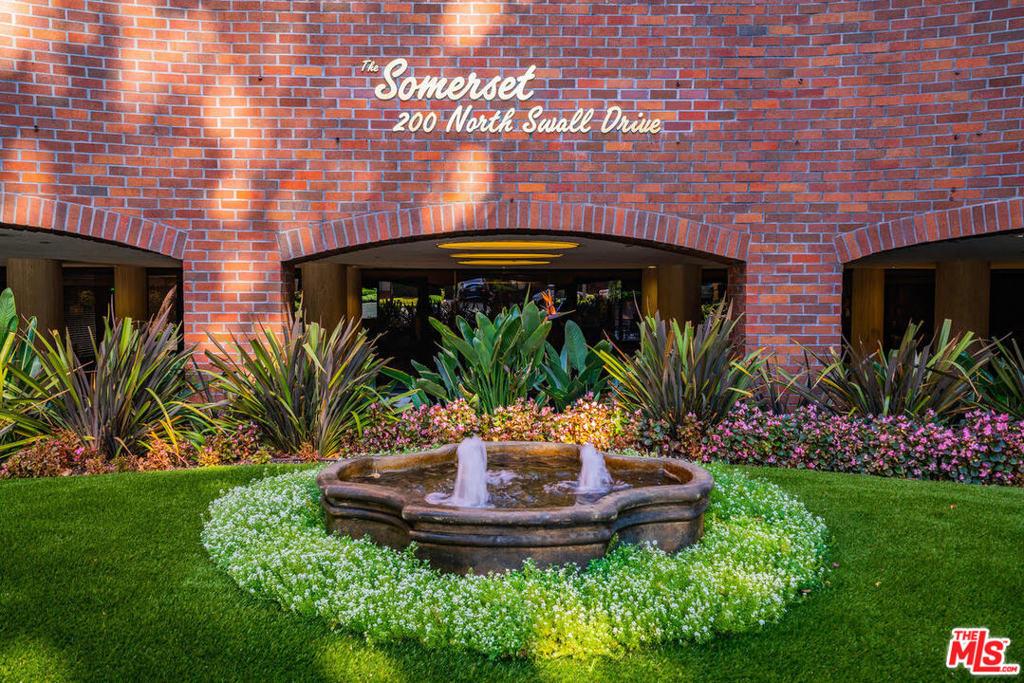 200 N Swall Drive # 302 Beverly Hills CA 90211